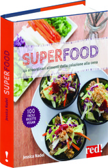 Vente Libro : SUPERFOOD  - Jenny Strebe