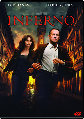 Vente DVD : Inferno (DVD)  - Ron Howard