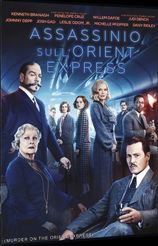 Vente DVD : Assassinio sull'Orient Express (DVD)  - Kenneth Branagh