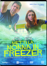 Vente DVD : Metti la nonna in freezer (DVD)
