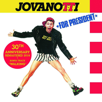 Vente Musica :                                For president (CD)                                  - Jovanotti