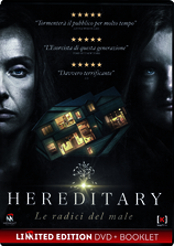 Vente DVD : Hereditary - Le radici del male (DVD)