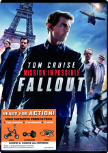 Vente DVD : Mission : impossible - Fallout (DVD)