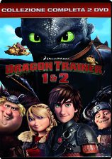 Vente DVD : Dragon Trainer 1-2 (DVD)
