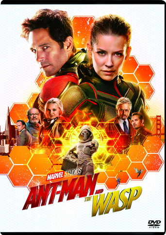 Vente DVD : Ant-Man and the Wasp (DVD)  - Walt Disney