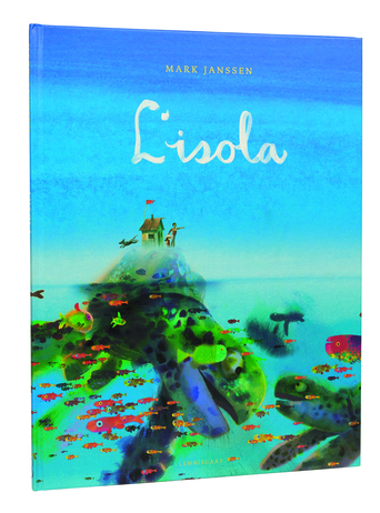 Vente Libro : L'isola  - Mark Janssen