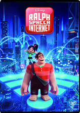 Vente DVD : Ralph Spacca Internet (DVD)  - Walt Disney