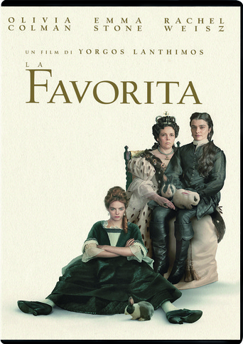 Vente DVD : La favorita (DVD)