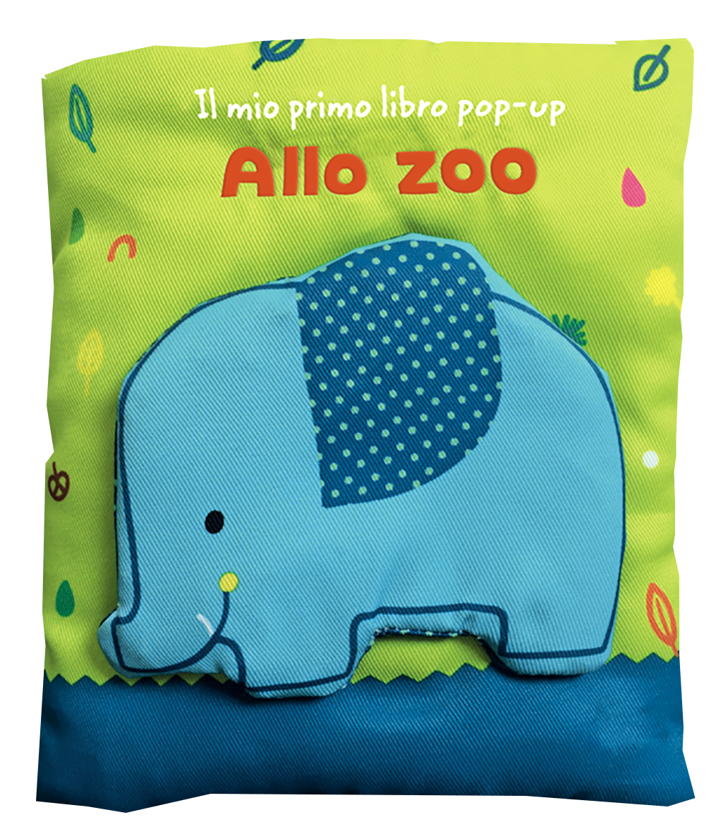 Il mio primo libro pop-up Allo Zoo